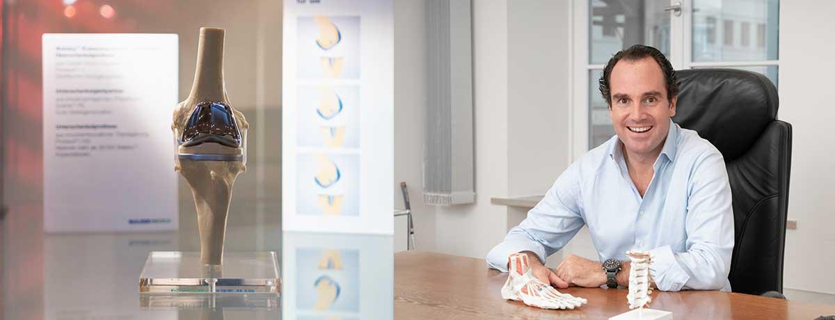 Arthrose, Dr. Dominik Pförringer